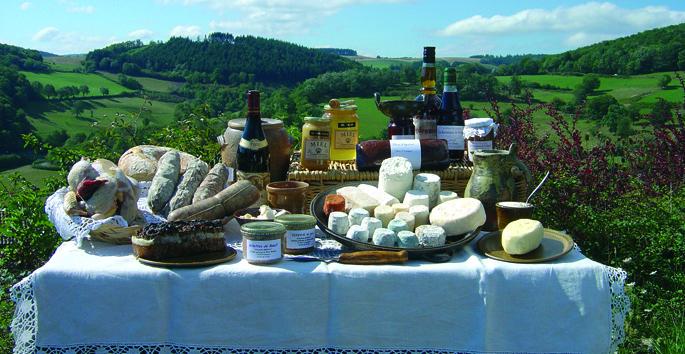 produits maison du fromage petit