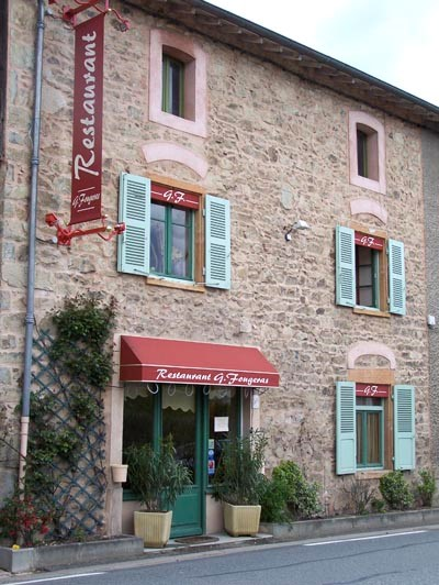 Bar Restaurant De Lamure