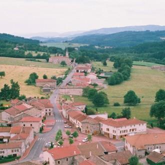 bourg de chenelette
