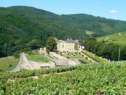 jardin et chateau de la Roche 3